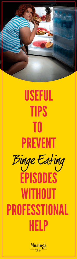 Prevent Binge Eating Episodes