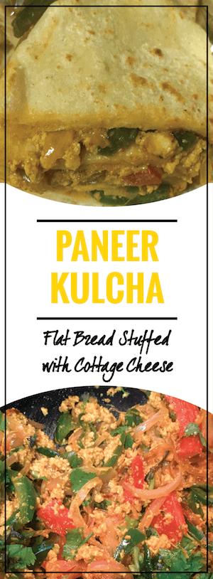 Paneer Kulcha Recipe