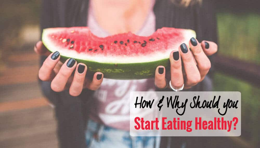 4 Steps to Master the Art of Eating Healthy & Lose Weight!