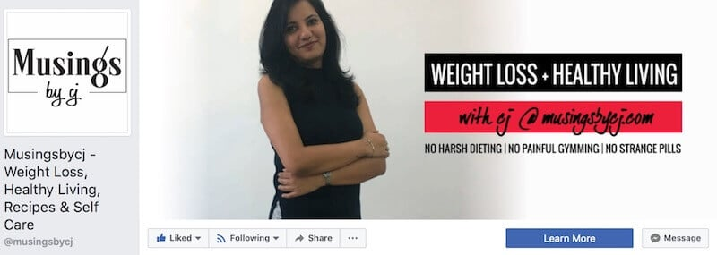 Facebook Page Feed