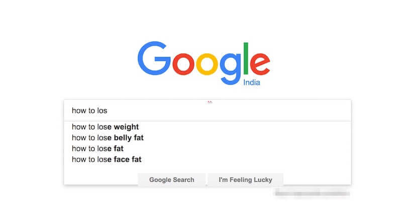 Google For Weight Loss